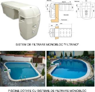 Sisteme de filtrare monobloc