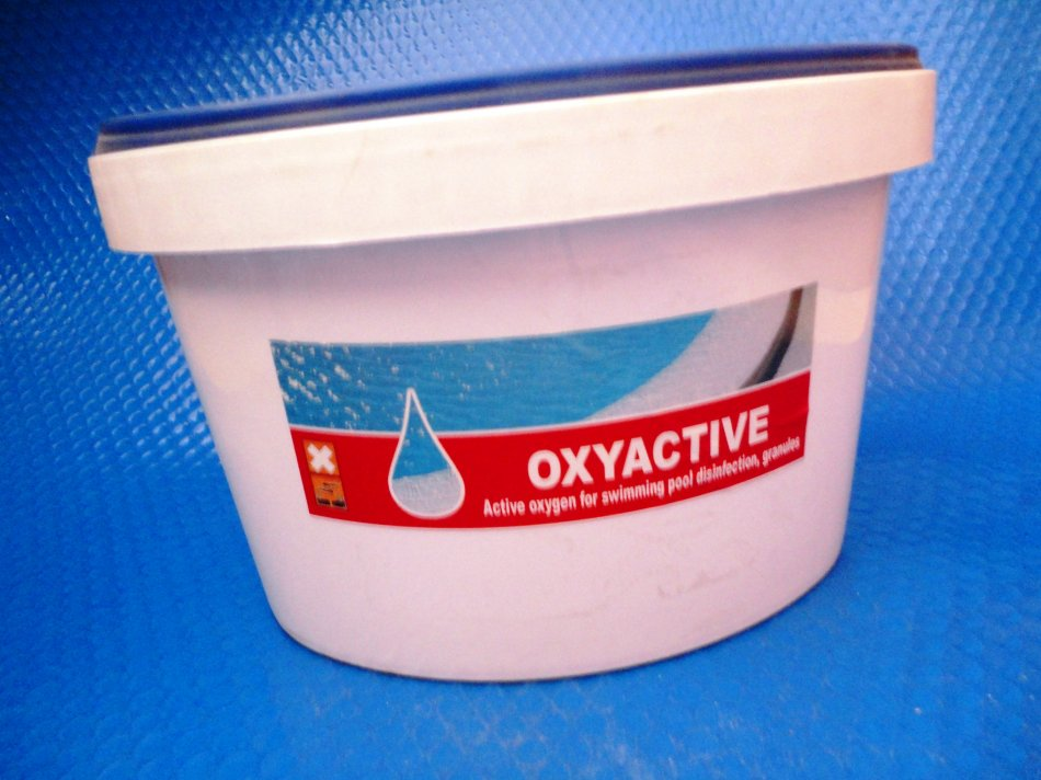 OXIGEN ACTIVE, granule