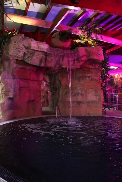 Aqua Rock Spa Targu Mures - Galerie Lucrari