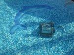 Roboti pentru curatarea piscinei